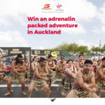Win a Trip to the ITM Auckland SuperSprint for 4 Worth $12,916 or 1 of 50 $100 Supercars Travel Vouchers from Virgin Australia