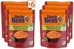 [Back-Order] 6x 250g Uncle Ben's Microwave Rice. Various Flavours. $9.72 + Delivery ($0 with Prime/ $39 Spend) @ Amazon AU