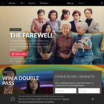 Win 1 of 20 Double Passes to The Farewell Worth $44 from Roadshow