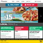 Domino's Pizza: Deals, Coupons and Vouchers - OzBargain