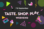 Free Lemonade, Dessert Burgers, Sweets, Arcade Games, Haircuts & Other Freebies This Weekend (7/9 & 8/9)  @ Westfield Centres