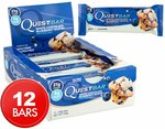 Quest Nutrition Protein Bar, White Chocolate Blueberry Muffin-Box of 12 $5.09 + Delivery ($0 with Prime/ $39 Spend) @ Amazon AU