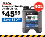 Oil Clearance Sale (40% off) @ Repco