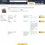 [Prime] Lodge Grill Scraper (2 Pack) $4.86 Delivered @ Amazon US via AU