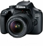 Canon EOS 3000D with 18-55mm Lens $388 + Cashback (Was $599) @ Big W