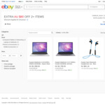Huawei Matebook 13 1440p Touch i5-8265U $1188 (+Huawei Bluetooth Headphones for $1) + Delivery ($0 with eBay+) @ Mobileciti eBay