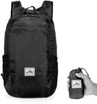 20L Lightweight Portable Foldable Backpack US $5.39 / AU $8.04 Delivered @ Tomtop