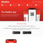 [VIC] SkyBus Tullamarine Airport to Melbourne CBD $17.10 One Way