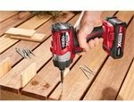 Ozito Power X Change Brushless Impact Driver $79 (Was $99) @ Bunnings