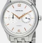 Montblanc Heritage Chronometrie Automatic Watch - $1,199USD (~ $1,751 AUD) (RRP $3000USD/ $4382.12) @ Drop