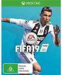 [XB1, PS4] FIFA 19 $5.50 + $5 Delivery @ Football Australia
