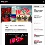 Win the Ultimate 'The Furies Prize Pack' from Monster Fest