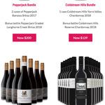2018 Coldstream Hills: 92pt Chardonnay 6pk + 96pt Reserve Chardonnay = $109 Delivered ($15.57/bt) @ CellarDoor.co [New Members]