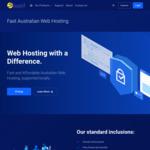 50% off (Lifetime) Australian Web Hosting (from $25/pa) @ Stealth Internet