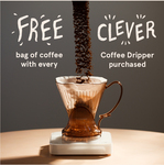 Clever Coffee Dripper + 250gm Coffee $33 + Shipping or Free Pickup at VIC/WA @ Five Senses