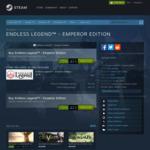 [PC] Steam - Endless Legend Emperor Edition - $8.73 AUD (was $34.95 AUD) - Steam