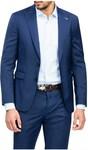 Tommy Hilfiger Wool Slim Suit Separate Blazer $114 (RRP $549), Tommy Hilfiger Wool Slim Fit Pant $52.50 (RRP $250) @ David Jones