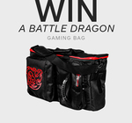 Win a Tt eSports Battle Dragon Gaming Bag from Thermaltake ANZ