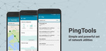 """[Android] Free: """"PingTools Pro"""" (Network Utilities App) $0 @ Google Play"""
