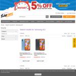 Samsung Galaxy A11 2GB/32GB Dual Sim - Black $205 - Free Delivery (Grey Import) @ TobyDeals (HK)