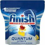 2x Finish Powerball Quantum Ultimate Dishwashing Tabs 80 Pk for $43.99 + Free Delivery @ Sonalestore eBay