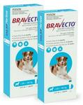 Bravecto Spot On for Dogs Flea/Tick Treatment 20-40kg 1 Pack $29 / 2 Packs $55 Delivered (09/20 Expiry) @ Budget Pet Direct