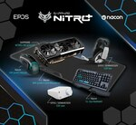 Win a GPU/Headset/Peripheral Bundle from Sapphire Technology/Sennheiser/Nacon