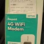 Optus Huawei E5577 4G Modem $10 @ Australia Post