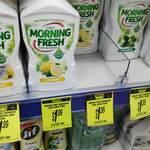 Morning Fresh 400ml for $1.99 @ Chemist Warehouse