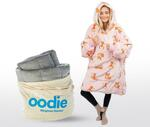 Oodie Hooded Blanket and Weighted Blanket Bundle $149 Shipped @ The Oodie
