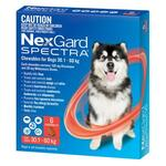 Nexgard Spectra XL Red 30.1-60kg 6 Pack $72.91 (after 20% off Auto-Delivery) @ Budget Pet Products