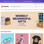 20% to 60% off @ RedBubble
