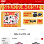 Catalogue Offers (Traeger Pro 22 Now $899, Pro Smoke Kamado Now $749, Beefmaster Classic $599) @ Barbeques Galore