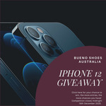 Win an iPhone 12 from Bueno Shoes