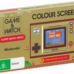 Nintendo Game & Watch: Super Mario Bros $79.95 + Delivery @ The Gamesmen
