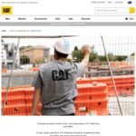 Win a Tradie Pack Worth $500 from CAT Australia