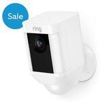 Ring Spotlight Cam Battery $269, Ring Video Dorbell 3 $269 @ Ring