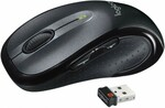 Logitech M510 Wireless Mouse $48 + Delivery (Free Pick up) @ Harvey Norman