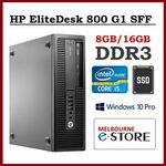 HP EliteDesk 800 SFF i5-4590 8GB 1TB HDD Win10Pro PC $249 Delivered @ Melbourne-eStore eBay