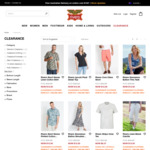 $12 Clearance Clothing + $8.80 Delivery / Free with $100 @ Rivers