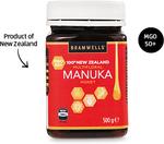 100% New Zealand Multifloral Manuka Honey 500g $13.98 @ ALDI