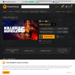 [PC] Steam - Killer Bundle 15 - $7.29 (8 games)/$10.09 (9 games) - Fanatical
