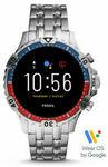 Fossil Garrett HR Gen 5 Smartwatch $150, $145.50 (eBay Plus), $135 (Afterpay), $132 (AfterPay, eBay Plus) @ Watch Station eBay