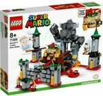[Afterpay, eBay Plus] LEGO Super Mario Bowser's 71369 Building Kit + Sesame St Dot-to-Dot $88 Delivered @ BIG W eBay