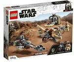 LEGO Star Wars Mandalorian Trouble on Tatooine 75299 $31.20 C&C @ Target