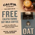 [VIC] Free Oat Milk Coffee, 8am-12pm Friday (14/5) @ Mother Melbourne (Northcote)