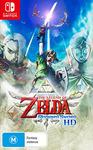 [eBay Plus, Pre Order, Switch] The Legend of Zelda: Skyward Sword HD $59.95 Delivered @ The Gamesmen eBay