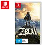 [LatitudePay, Switch] The Legend of Zelda: Breath of The Wild $49 Shipped @ Target via Catch (New Catch Account/Guest Checkout)