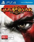 [PS4] God of War 3 Remastered $8.10 (Was $39.99) Delivered @ Repo Guys Australia