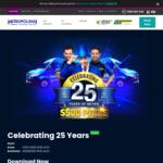 Submit Your Best Van Design Celebrating 25 Years of Metropolitan and Win $500